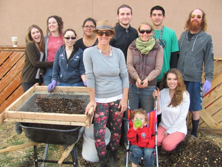 Spring Garden Crew!!